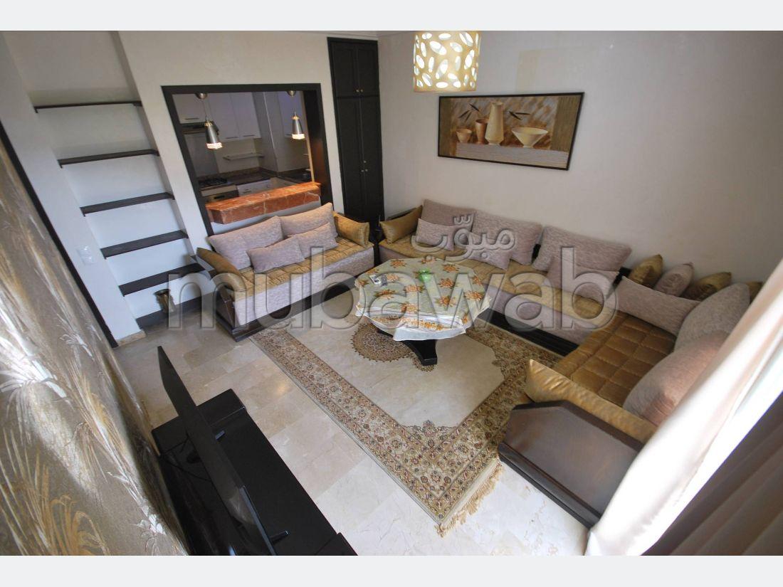 Bel appartement à la Marina d'Agadir