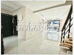Piso en venta en Maârif. Área total 77 m². Residencia con conserje, aire condicionado general.
