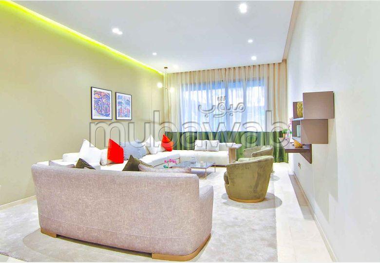 Appartement au RDC de 148m² en vente, Résidence les Jardins de l'Oasis