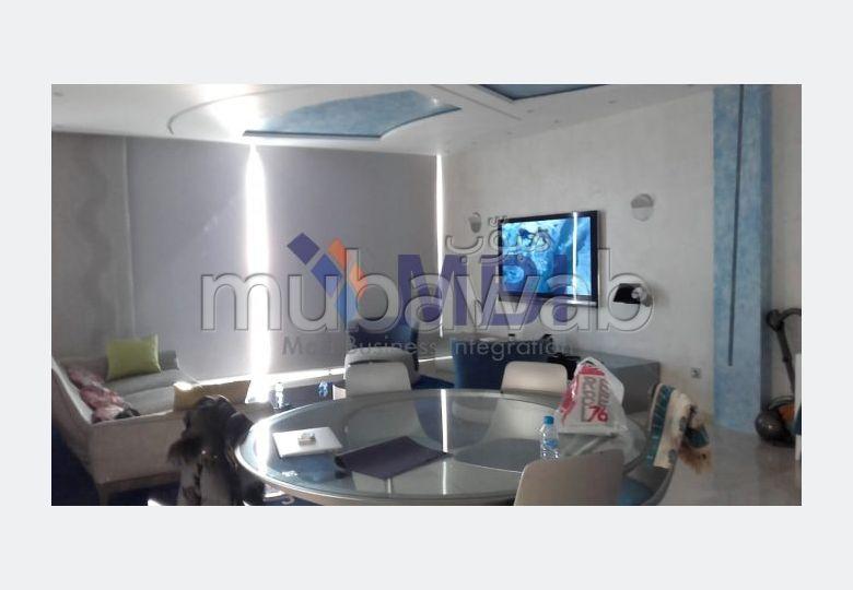 Appartement à louer vue sur mer Tanger