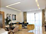 شقة رائعة للبيع بطنجة. المساحة الكلية 81 م². شرفة رائعة.