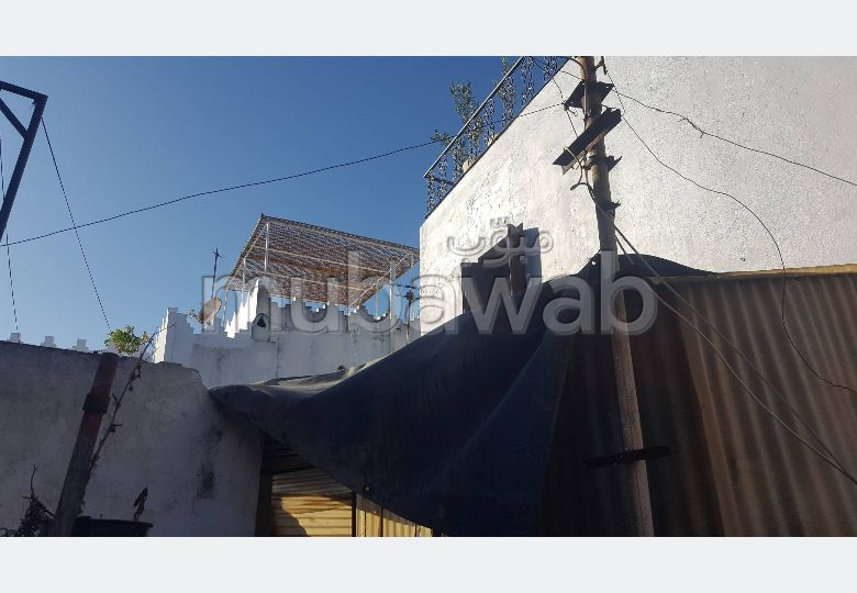 Maison traditionnelle au coeur de la Kasbah
