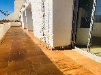 Triplex au dernier étage au quartier Gauthier   avec terrasse