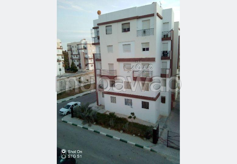 شقة مساحتها 50م²، مطبخ مجهز، 4 غرف، بوخالف