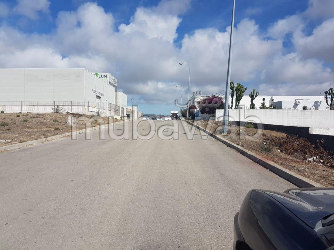 Compra-venta de terrenos en Boukhalef. Area 3 116 m².