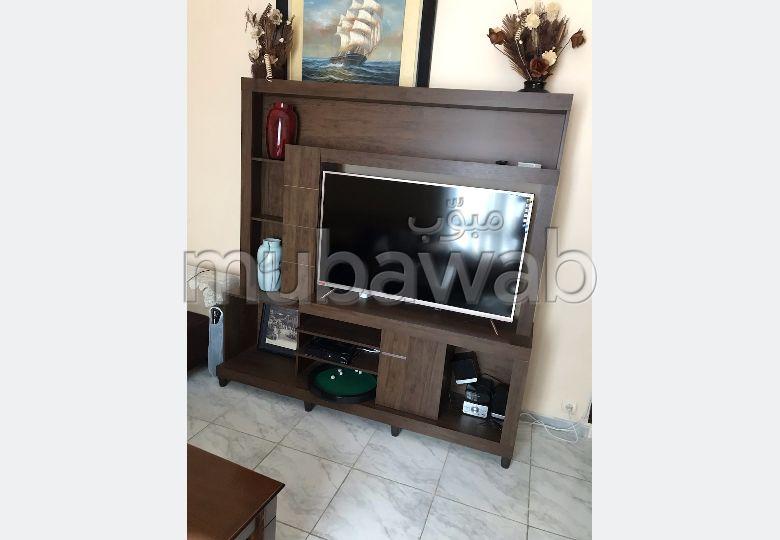 Appartement 60m², Cuisine équipée, Climatisation, Alger Centre