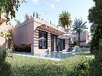 Villa de plain pied 285m², Les Jardins de Yanice