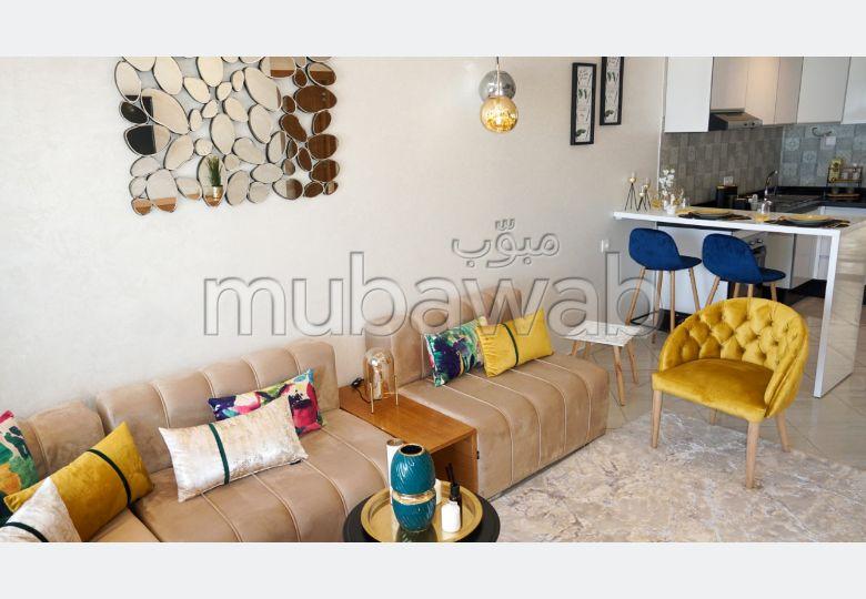 شقة جميلة للبيع بالمهدية. المساحة الإجمالية 40.0 م².