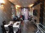 شقة مساحتها 150م²، مفروشة، مطبخ مجهز، 3 غرف، طنجة المدينة