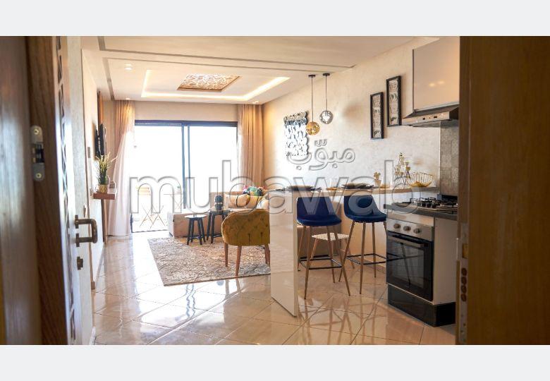 شقة رائعة للبيع بالمهدية. 1 غرفة جيدة.