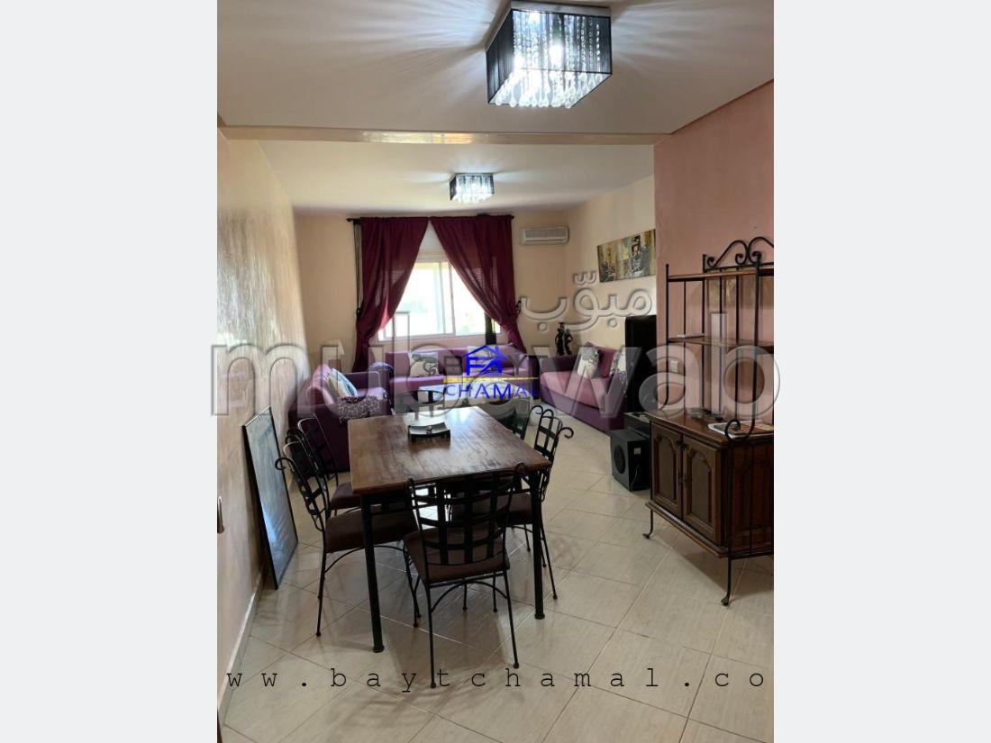 Location bel appartement meublé à Lotinord