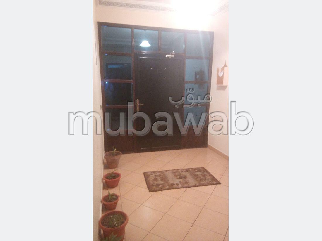 Appartement 56m², RDC , Essaouira