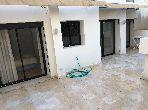Superbe appartement meublé avec une grande terrasse