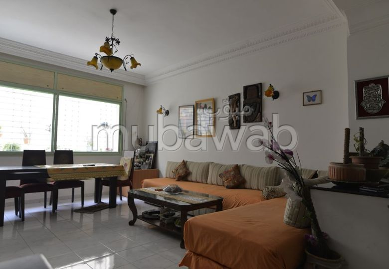 Appartement 289m², Terrasse, maarif extension 3 ch
