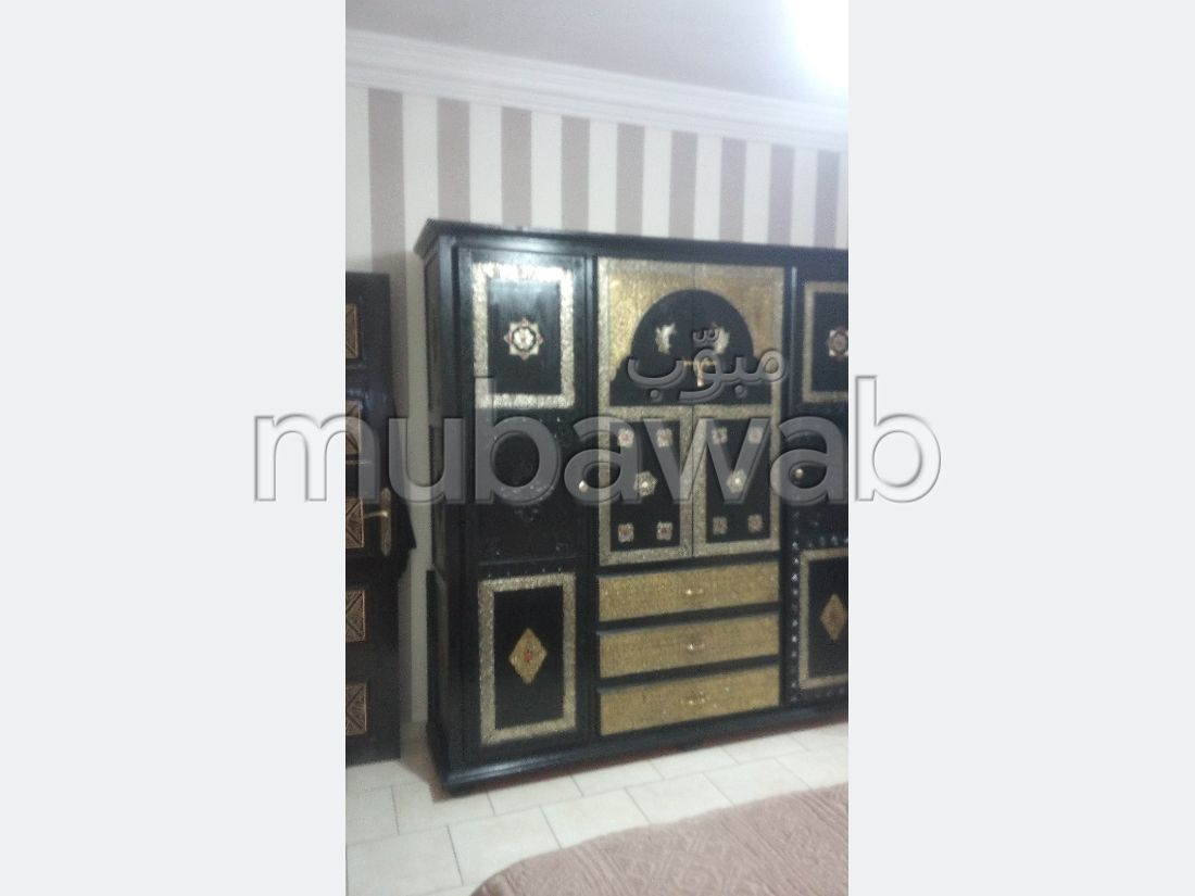 Apartment to purchase in Raounak. 3 Toilet. Secured residence.