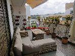 Appartement a louer meublé à Marina Bouregreg