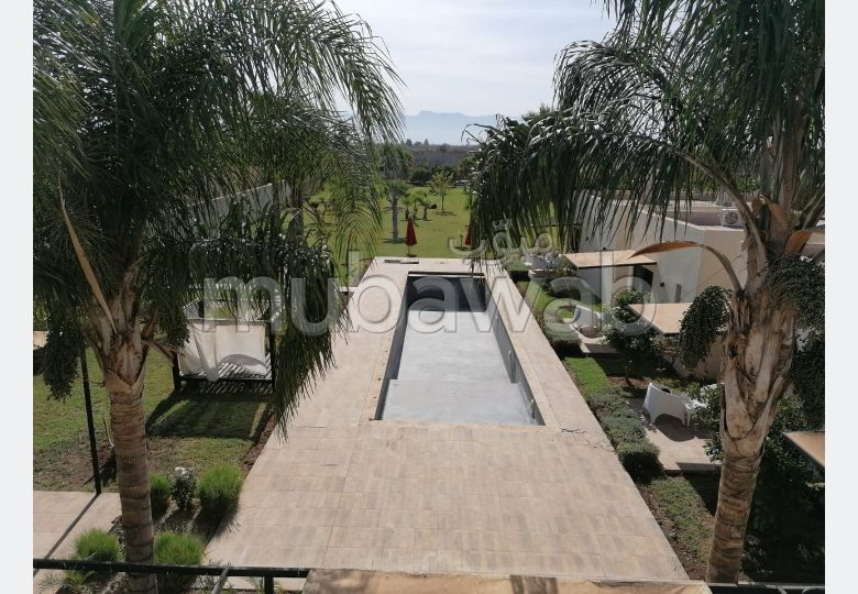 Luxury Villa for rent in Route de Fez. Small area 10 000 m². Furnished.