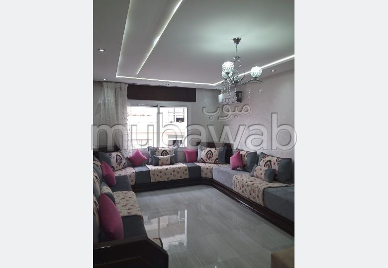 Bel appartement meublé haut standing iberie 8000dh
