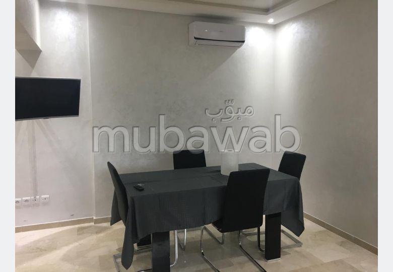 Appartement 52m², Meublé, Cuisine équipée, Mohammedia
