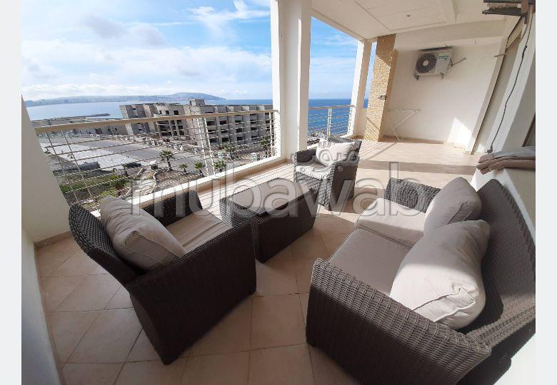 Sell apartment in Malabata. 2 Master bedroom. caretaker and swimming pool.
