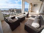 Appartement de luxe vue mer à vendre – malabata