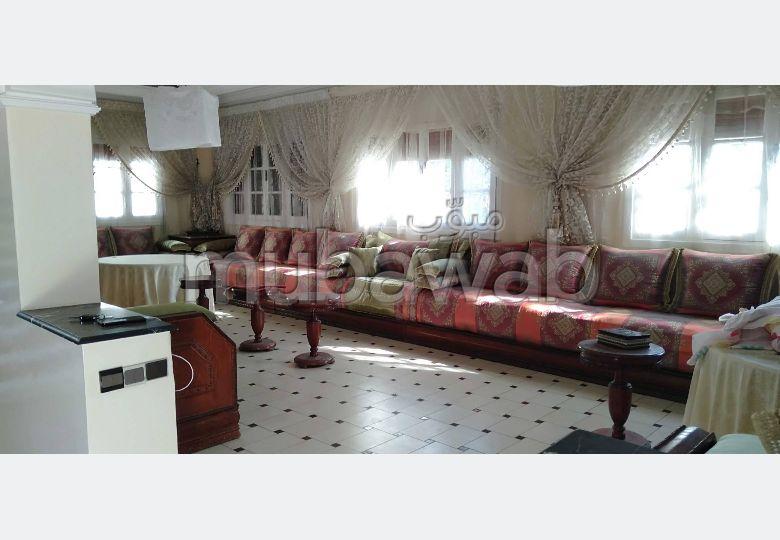 Villa 360m², Meublé, Cuisine équipée, Mohammedia