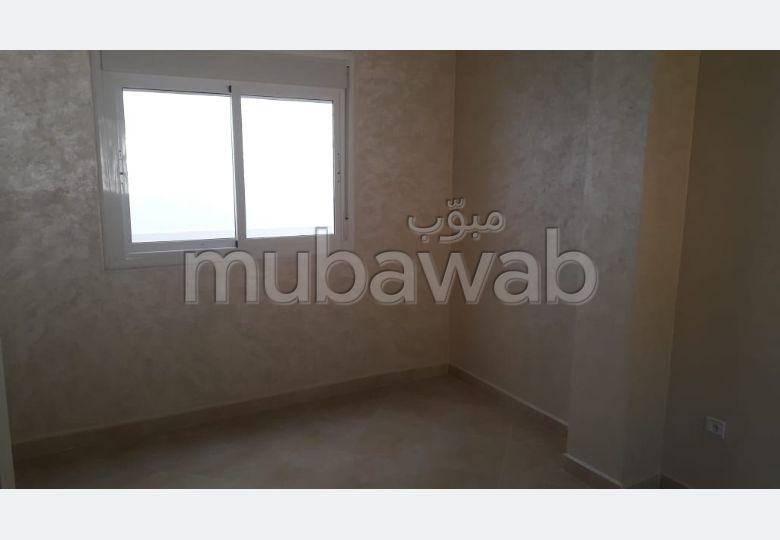 شقة مساحتها 60م²، غرفتين، الشرف مغوغة