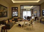شقة جميلة للبيع ببوسكورة. المساحة الكلية 277 م². مسبح.