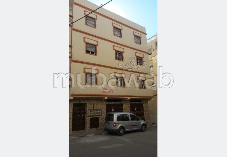 Appartement à vendre à Tanger.Drissia Superficie 63 m². Système de parabole et résidence sécurisée