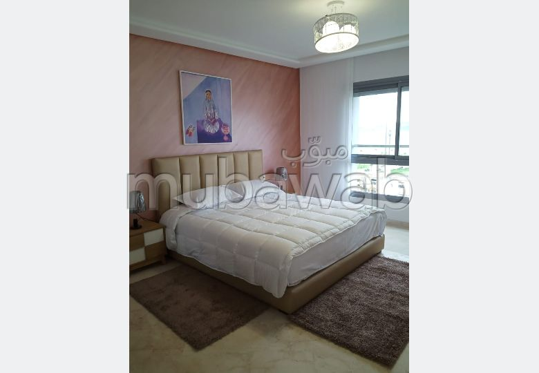 Charme appartement meuble neuf haut standing