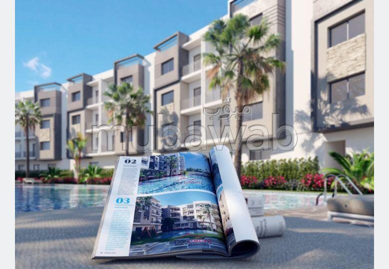 Appartement 97m², Cuisine équipée, Terrasse, Bouznika