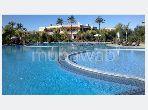 Marrakech -  Vente Appartement meublé vue en face du lac  à Ennakhil Palmeraie3