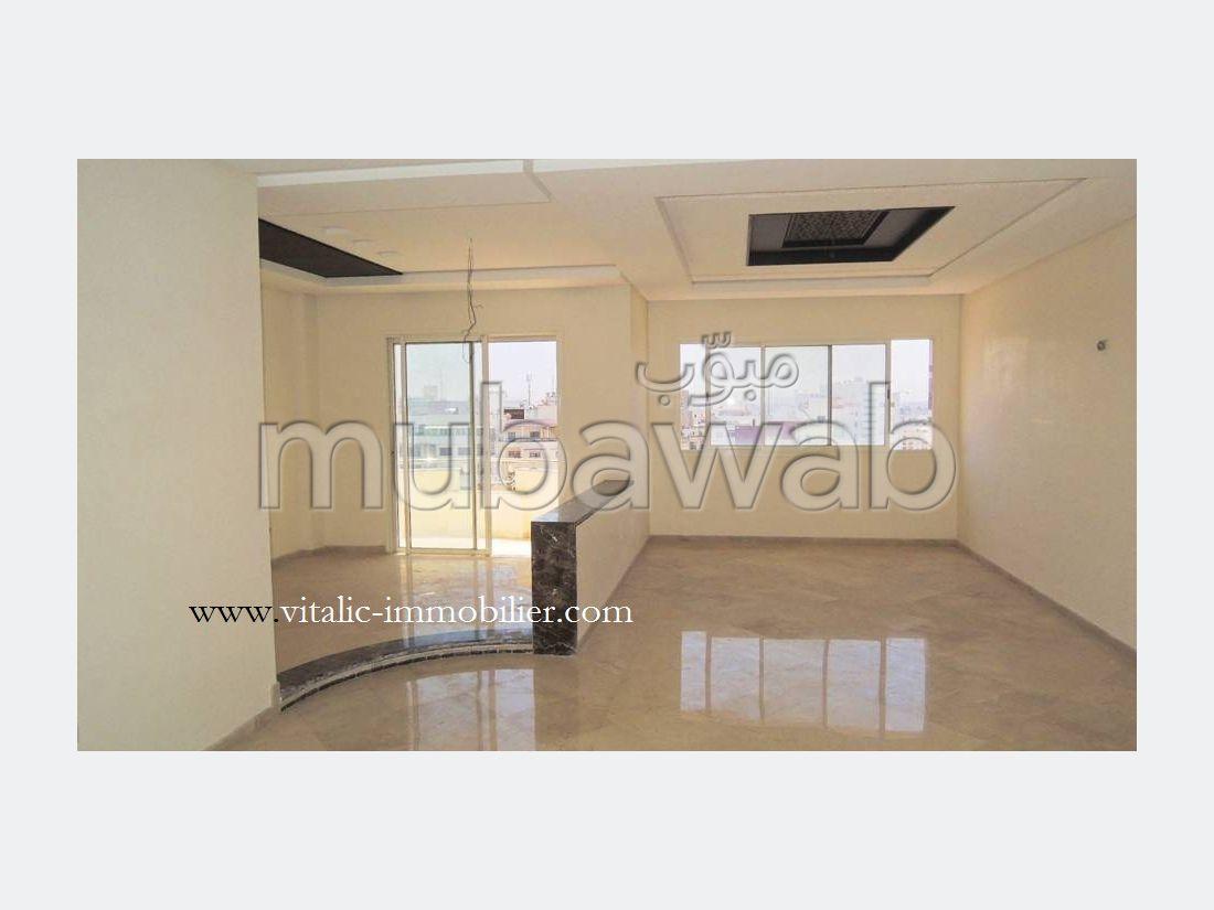 Ecole berchet appartement standing 126 m2