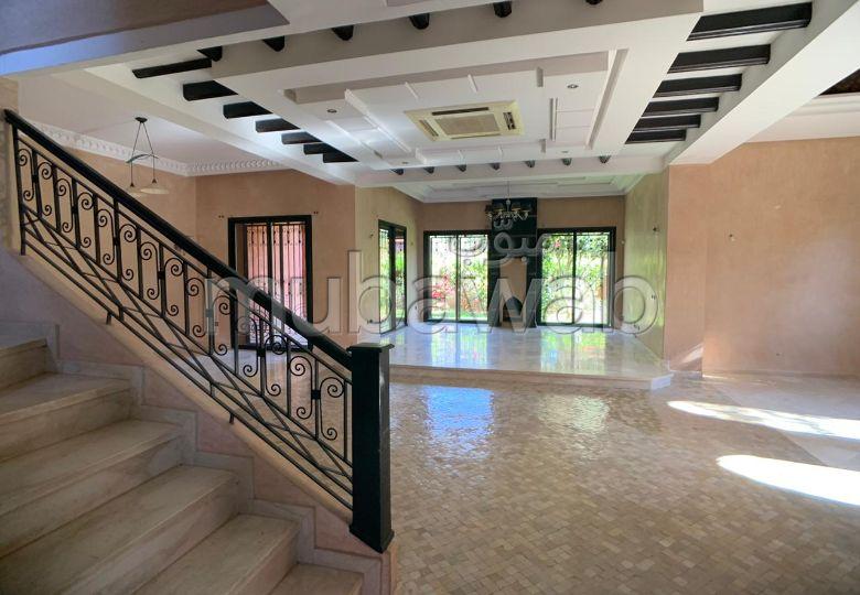 Villa dans une résidence de très haut standing