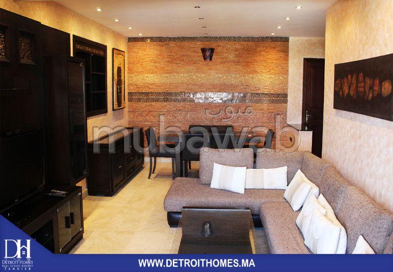 شقة رائعة للإيجار بوسط المدينة. المساحة الإجمالية 130 م². مفروشة.