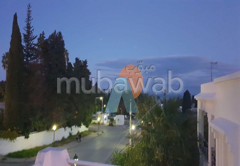 Jolie maisonnette vue sur mer à Carthage