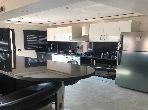 شقة للإيجار بحي الشتوي. المساحة الكلية 185 م². مفروشة.