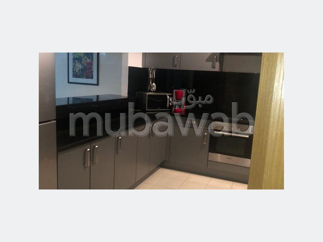 Appartement meuble location tanger / ref: ltaam75019