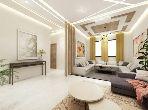 شقة للبيع بالقنيطرة. المساحة الكلية 77.0 م².