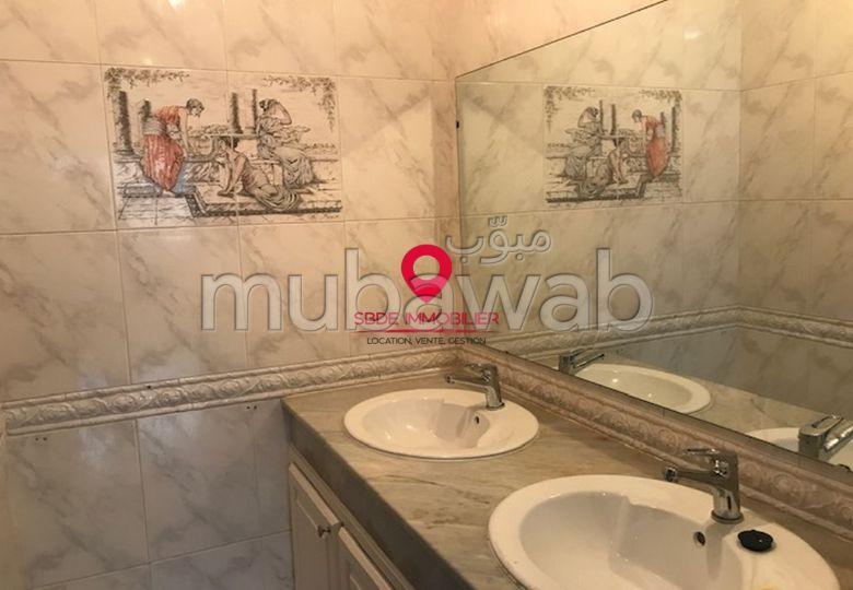 Très joli Appartement à louer à Hay Riad