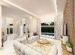 A Vendre un duplex avec jardin 130m², à la soukra