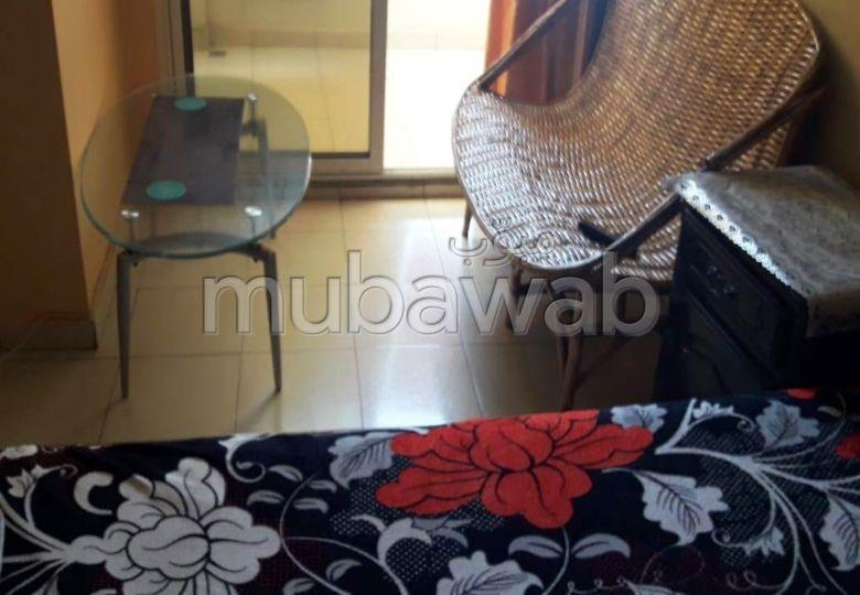 Location appartement meublé à l'Océan Rabat