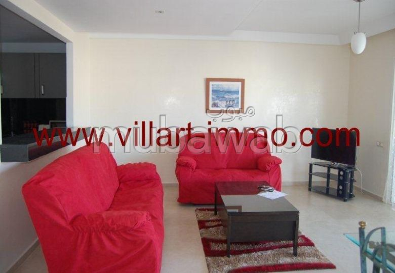 Beautiful apartment for sale in Sania. 2 Dormitory. Beautiful terrace and garden.