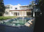 Sublime villa moderne piscine