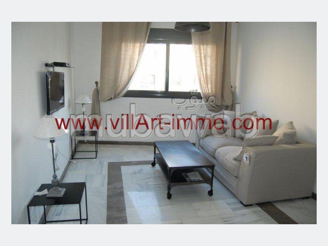 A vendre à Tanger bel appartement à Malabata