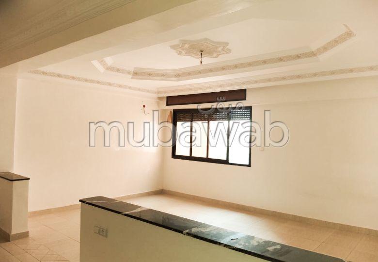 Appartement pas chère de de 85 m2 à louer à Marrakech Majorelle