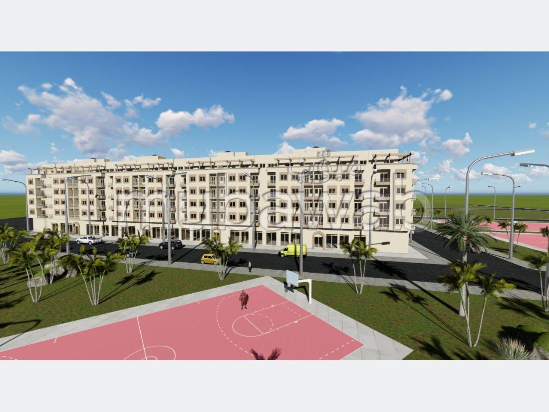 Se vende piso en Tanja Balia. Superficie 131 m². Gran piscina.
