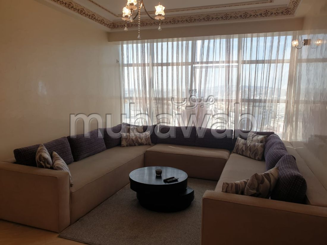 Rent this apartment in Malabata. 2 Small room. Cellar.