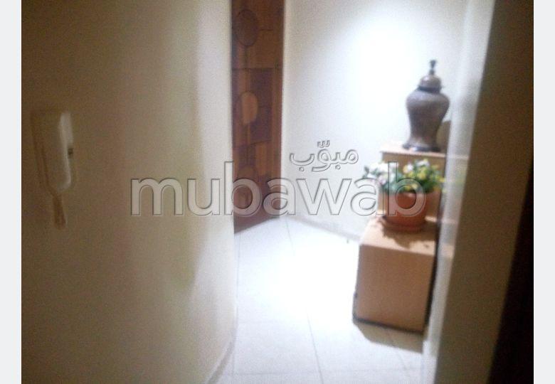 Appartement familiale meublé a Hassan rabat