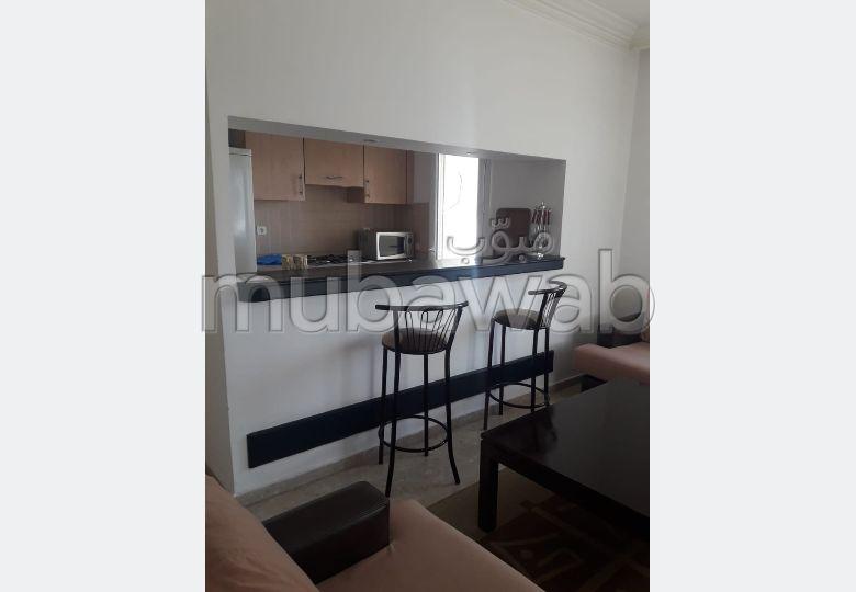 Très bel appartement en location meublé au quartier Gauthier